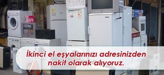 ikinci el buzdolabı alan yerler