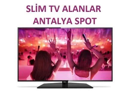 SLİM TV ALANLAR