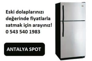 Eski buzdolabı alan satanlar